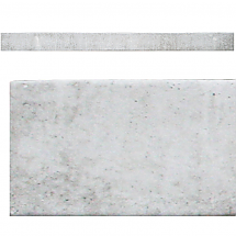 Plain Faced Concrete Gravel Board